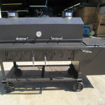 Grill chef smoker