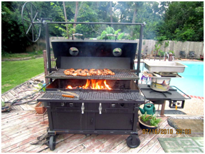 Backyard Grills Bbq Pits By Klose