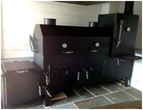 Commercial Indoor smoker