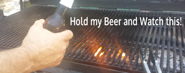 Beer and Barbecue, grill safety, safety tips, food safety