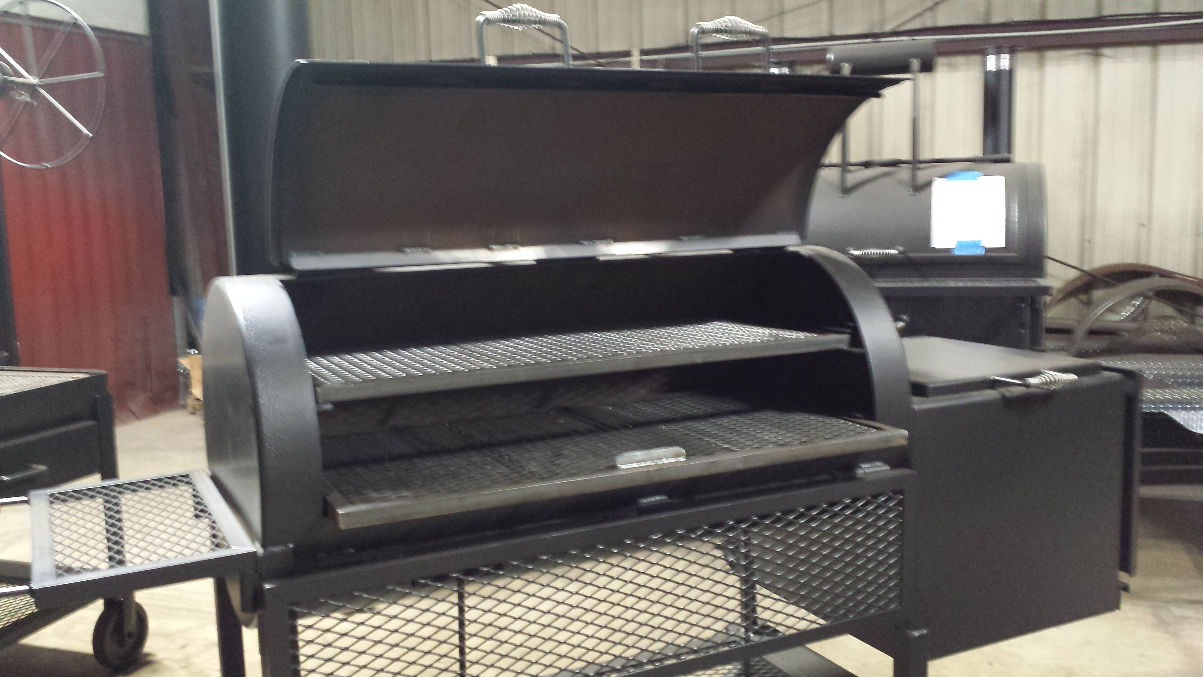 24 Quot X 48 Quot Pipe Smoker Bbq Pits By Klose