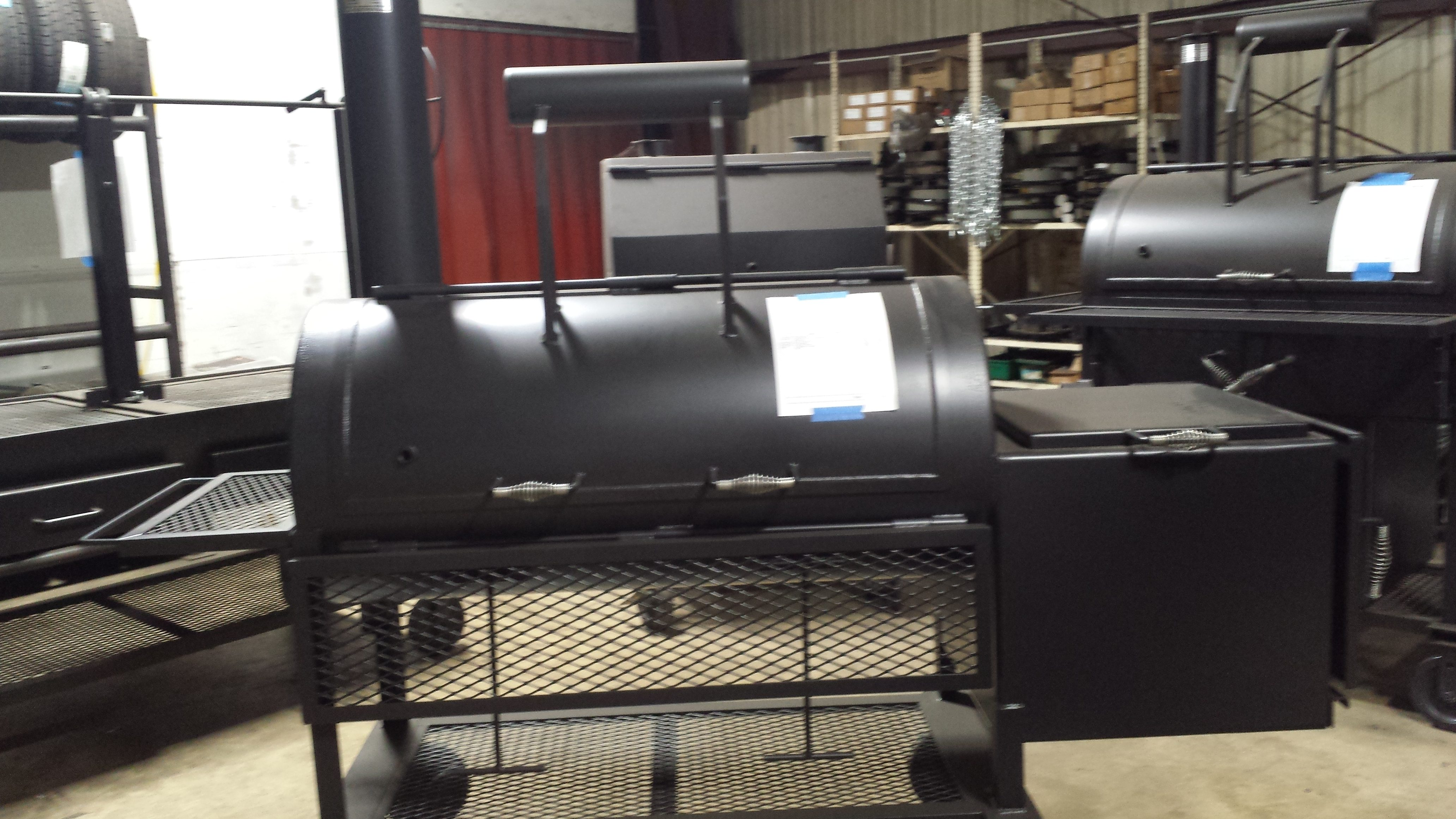 BBQ Pits in Stock – BBQ Pits by Klose