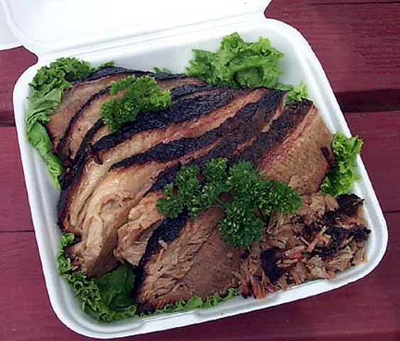 Brisket turn in box